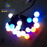 Christmas Multi-Color LED Ball String Light