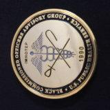 Promotion를 위한 아연 Alloy Soft Enamel Challenge Coin