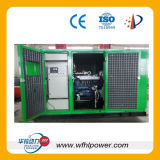 廃熱発電の発電機