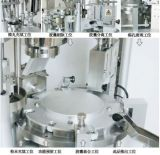 Enchimento C500 da cápsula do laboratório