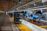 로봇을%s 가진 차 생산 일관 작업