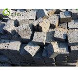 De in het groot Betonmolens van het Basalt van de Fabriek Natuurlijke Grijze