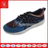 Les chaussures occasionnelles colorées Lace-up de femmes, confort folâtre des chaussures