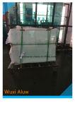 Glacer coloré en verre avec la configuration différente