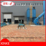 Metallgefäß Dustcaling Granaliengebläse-Maschine