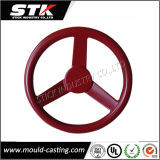 Plastik-CNC Rapid Prototype Spare Parts für Steering Wheel