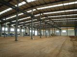 Стабилизированное Steel Structure для Warehouse, Workshop, Shed Building