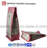 食品等級が付いているスタンドアップ式の特別なホイルのコーヒープラスチック包装袋