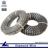 Scie à fil de diamant de haute qualité pour Stone Quarry