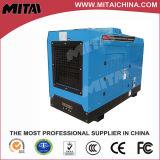 Saldatrice diesel con il generatore diesel della saldatura