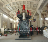 Fournisseur vertical de machine de soufflage de corps creux de réservoir d'eau de HDPE