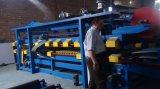 Rodillo del panel de emparedado de Dx EPS que forma haciendo la máquina