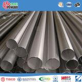 Pipe sans joint d'acier inoxydable de SUS d'ASTM AISI JIS/tube pour la construction