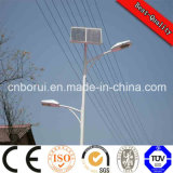 High Power IP65 LED Street Light Ajustable Ângulo de feixe Solar 100W Street Light LED