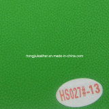 La Chine Manufacturer de PVC Car Leather (HS027#)