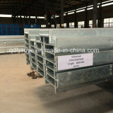 Cut principale Hot Dipped Galvanized S235 H Beam a Any Length (QDHB-1015)