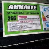 автошина тележки 10r22.5 Annaite 366 для включено-выключено пользы дороги