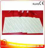 240*240*1.5mm 3Dプリンター温湿布のシリコーンゴムのヒーター