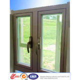 Doppeltes Schwingen-Aluminiumflügelfenster-Markisen-Glas Windows