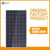 Csun Mono Cellules solaires (Panneau) 280W 285W Produit solaire