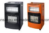 陶磁器バーナーSn08-Dqが付いている移動式ガスまたは扇風機のヒーター