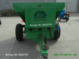 Agricoltura Equipment Tractor Mounted Two Wheel Fertilizer Spreader per la Nuova Zelanda Market