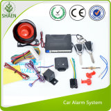 主自動キーレスタイプ車の警報システム