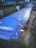 Tct0.13-0.45mm galvanisierte Wellen-Fliese und gewölbtes Blatt für Dach-Fliese