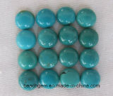 Do Arizona de turquesa Gemstones redondos Cabochon