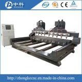 10ヘッド4軸線制御CNCのルーター