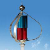 Generador de turbina vertical de viento del eje para la pequeña casa reanudable