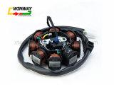 Peça da motocicleta de Ww-8608 Gy6-150, bobina, bobina da motocicleta