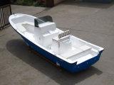 Venta costa afuera del yate del barco de pesca de la fibra de vidrio de Liya los 7.6m