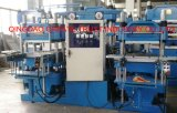 máquina da imprensa 100t hidráulica para o silicone de borracha/completamente a máquina Vulcanizing automática da imprensa para os produtos de borracha
