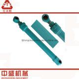Cilindro hidráulico de dos vías de Kobelco para el excavador (series de SK)