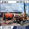 Perforatrice piena del foro di scoppio del compressore d'aria di Dfy-100 Hdyraulic per il prezzo