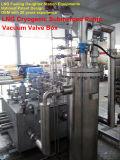 NGV que abastece GNL dos equipamentos que abastece a estação da criança de GNL da estação