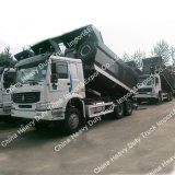 3 Ejes 10 Ruedas Volquete / Dumper / camión volquete