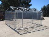 Приложение фабрики напольное прочное большое гальванизированное для собак