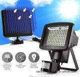 indicatore luminoso solare di obbligazione del sensore di movimento di 120LED PIR (RS2008-120)