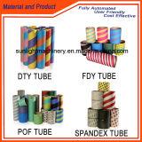 Tube di carta Curling Machine per Textile Process
