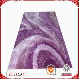Tapis Shaggy de rectangle fabriqué à la main de couvertures de région de qualité