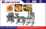 Pepitas de galinha automáticas que dão forma à máquina para a fábrica do alimento
