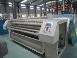 Uso industrial 2 Rodillos Bedsheet máquina de planchar