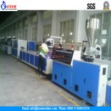 Plastikrohr-Verdrängung-Maschine für Schlauch des Belüftung-Rohr-Line/PVC