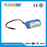 Cr123A 3V LED elektrische Fackel-Lithium-Batterie