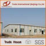 Der helle bewegliche/modulare/Fertig Stahlrahmen/fabrizierte Haus für Site-Speicher vor
