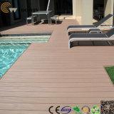 La costruzione prefabbricata esterna della decorazione si dirige la pavimentazione di plastica