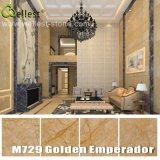 M729 Golden Emperador Marble SlabおよびTile