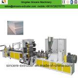 Pp.-PET-Belüftung-starke Plastikblätter/Vorstand/Panel-Strangpresßling-Maschinen-Zeile